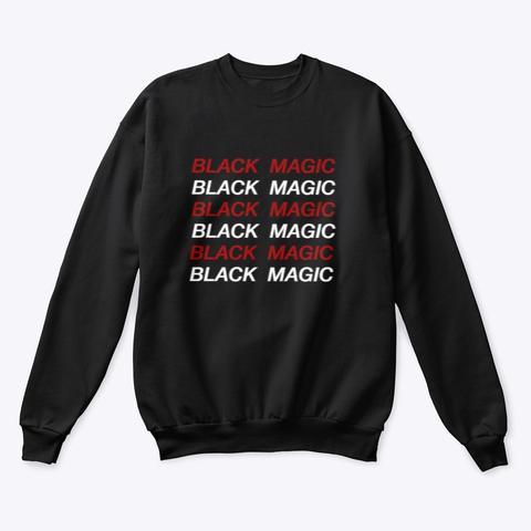 BLACK MAGIC CREWNECK    33.99