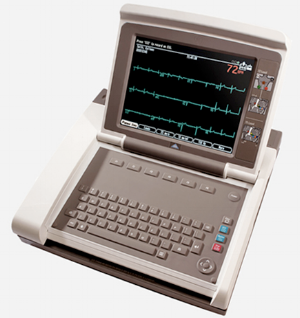 A GE Healthcare MAC 5500