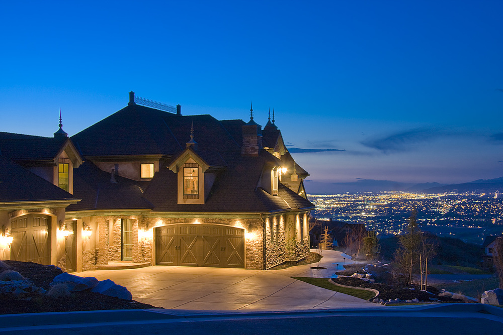 CHATEAU DE VILLANDRY<strong>$4,800,000 / 2007 PARADE OF HOMES PEOPLE'S CHOICE AWARD WINNER</strong>