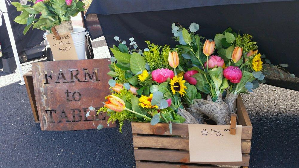 Vincent's Farmers Market Bouquets