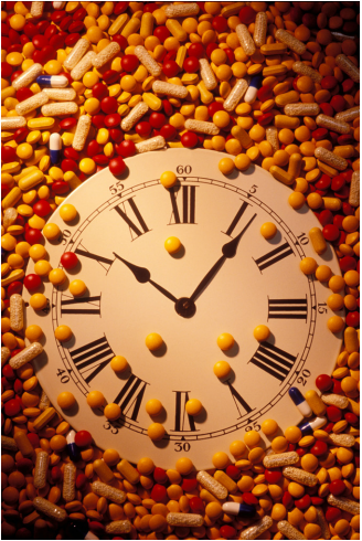 Binding time—not just affinity—gains stature in drug design