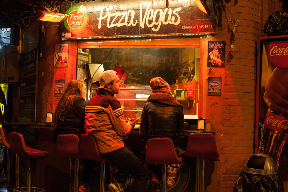 The Real Pizza Vegas?December 2015
