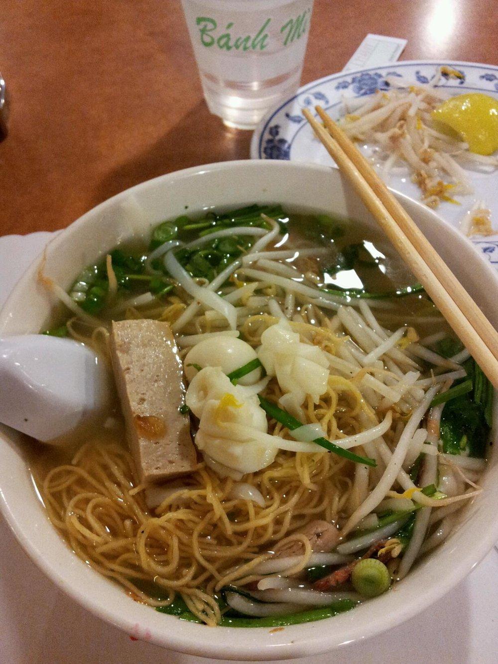 Mi Quan (Siamen Noodle)