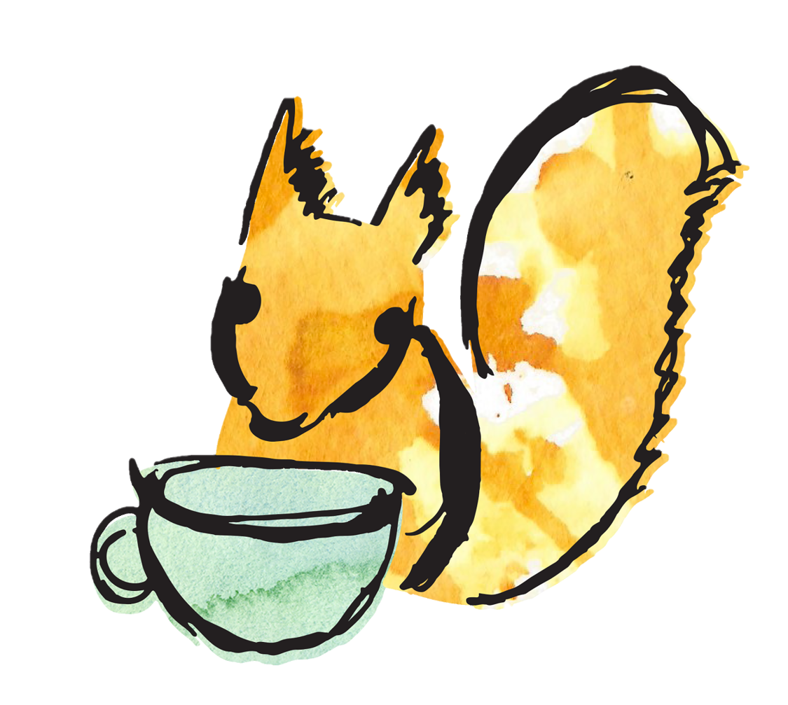 The Tea Squirrel