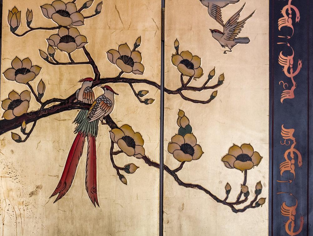 The Tea Habitat tasting room in Alhambra, east of Los Angeles