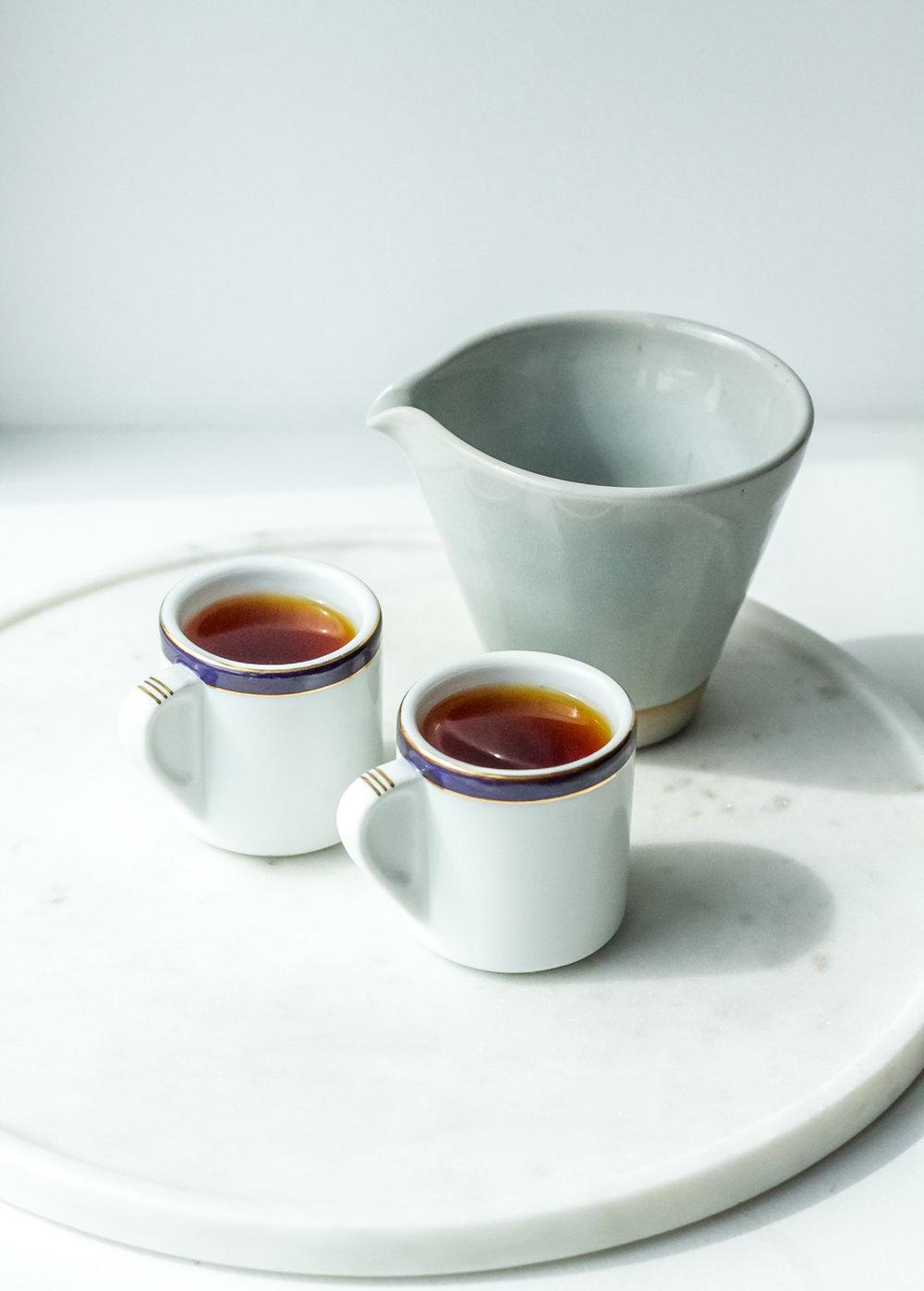 Black tea from Nepal