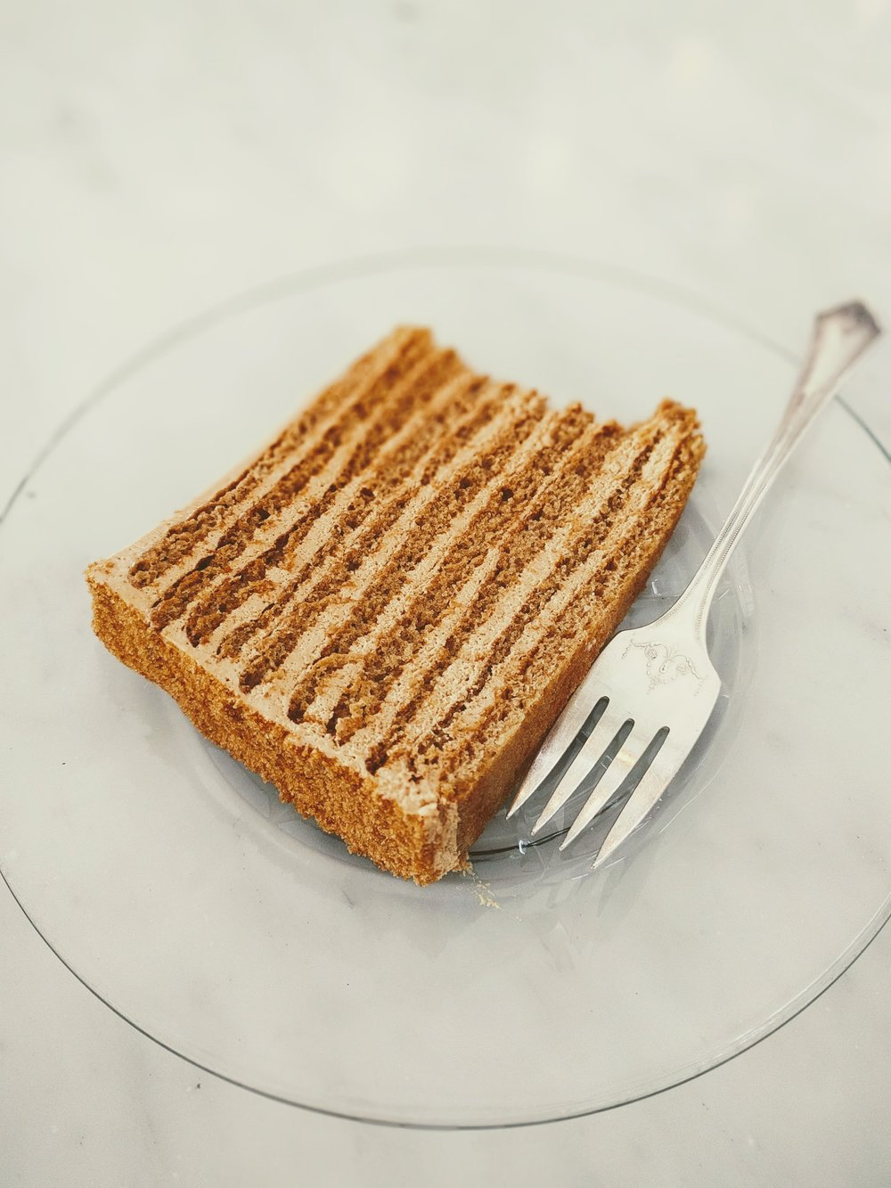 20th Century Cafe Russian Honey Cake