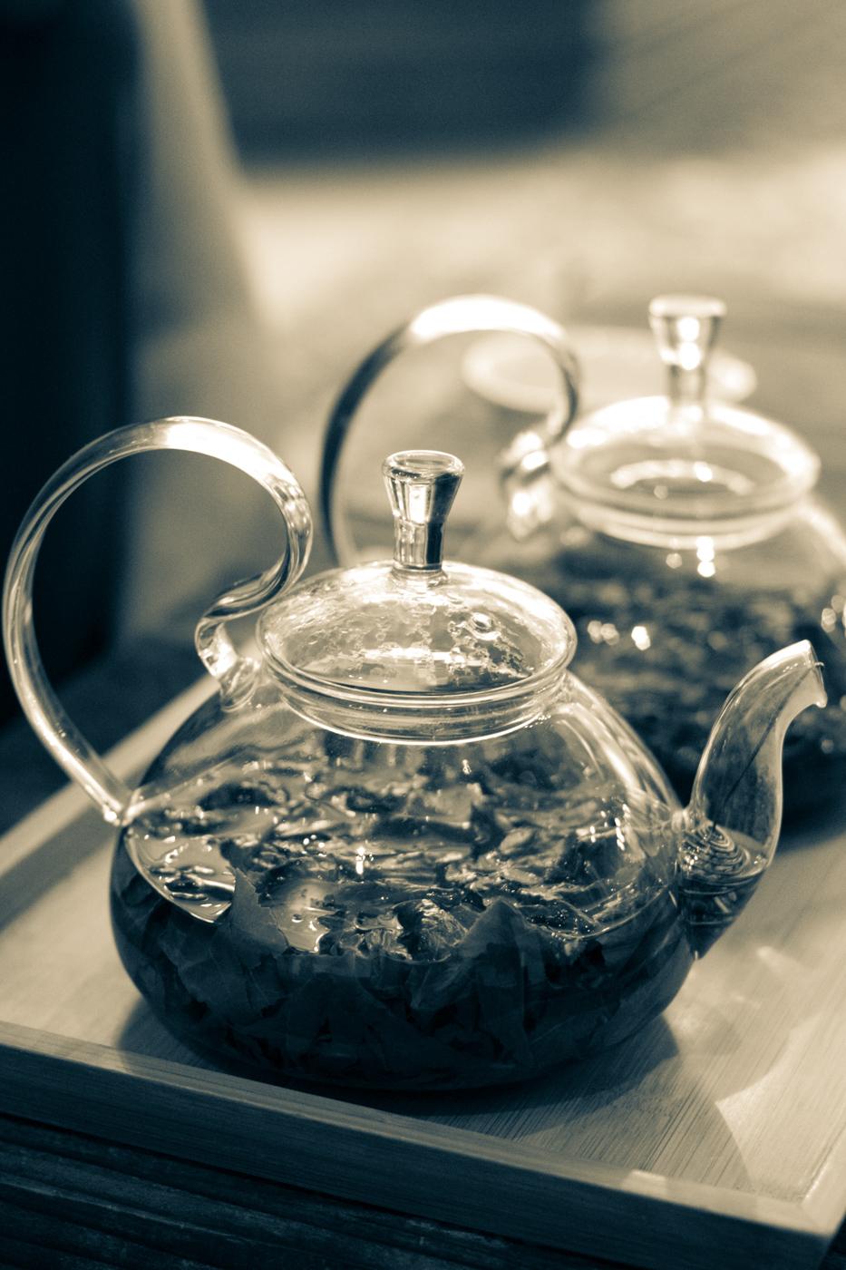 Tea at The Center SF