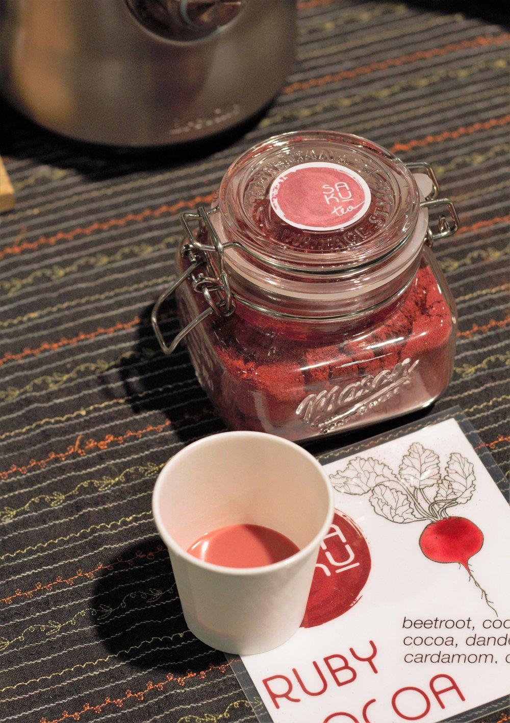 Saku Tea