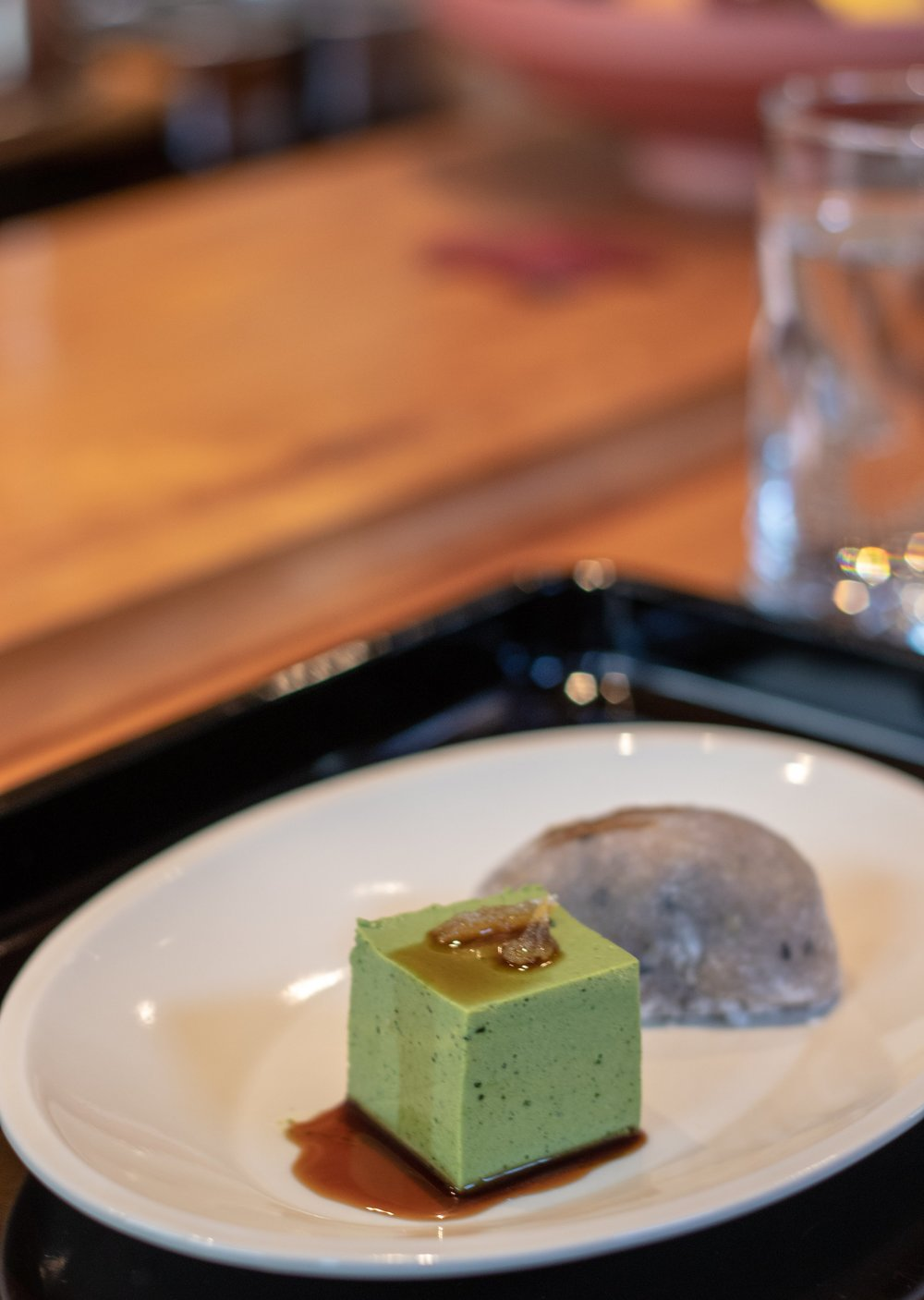 Oyatsuya dessert and snack tasting with tea pairing, blog post by The Tea Squirrel