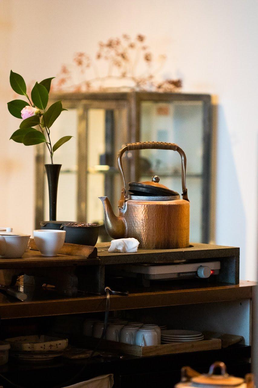 The Sakurai Tea Experience in Tokyo
