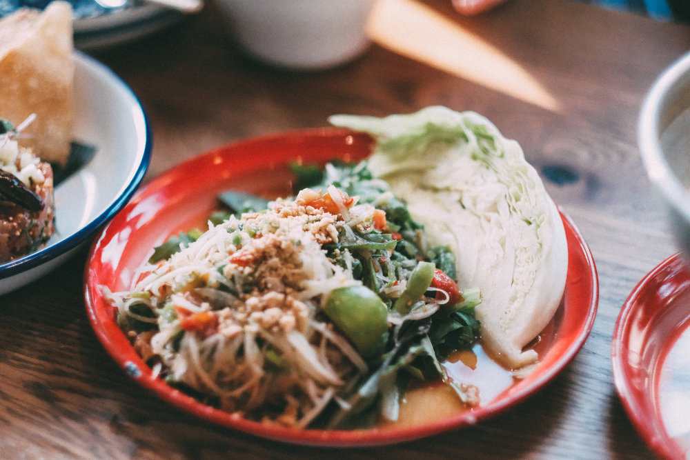 Papaya Salad -