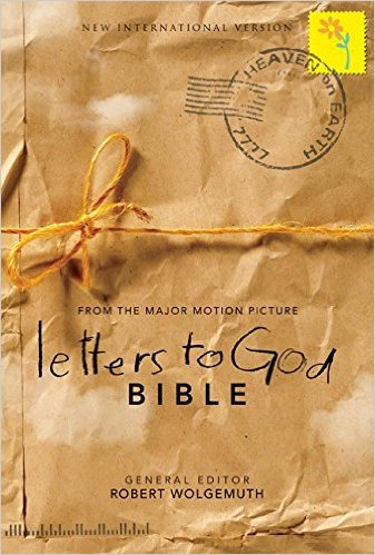 letters to god bible from the major motion picture