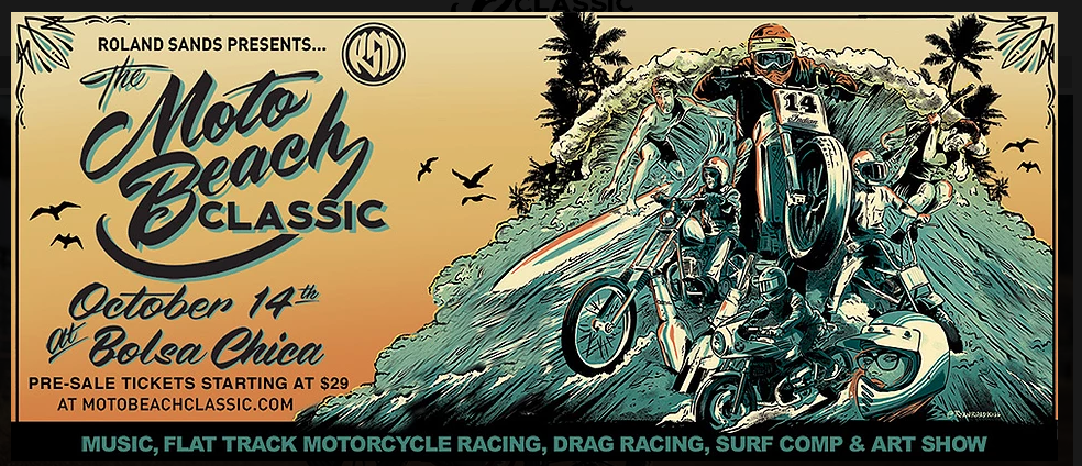 Saturday Oct 14th catch me at The Moto Beach Classic in Huntington Beach, Ca with Black Uhuru, Lit and Unwritten Law!!! Get tickets here:  www.motobeachclassic.com