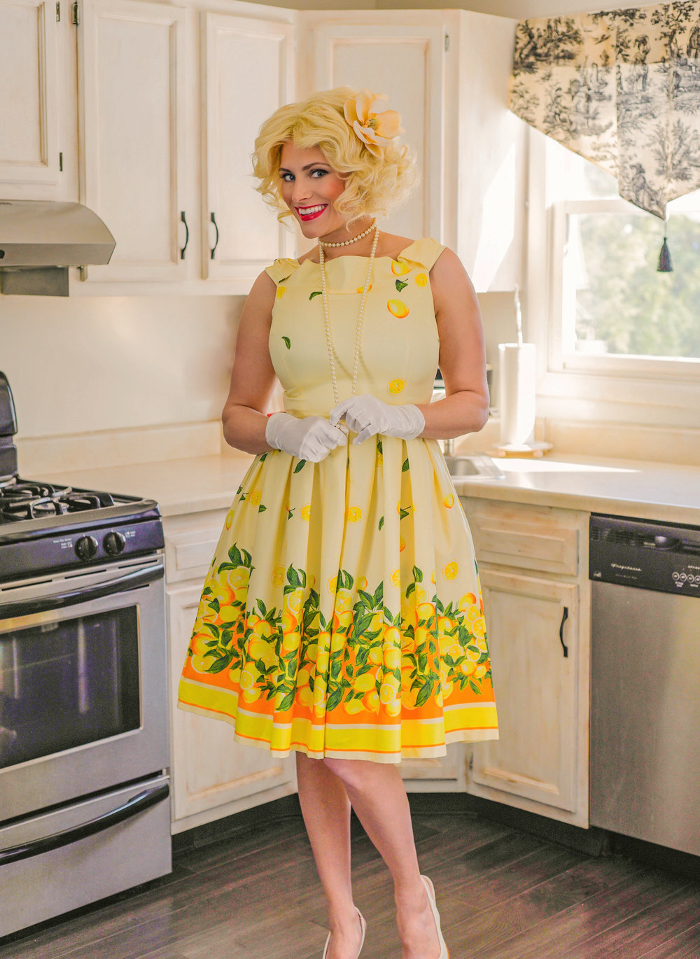 The Pinup Baker -