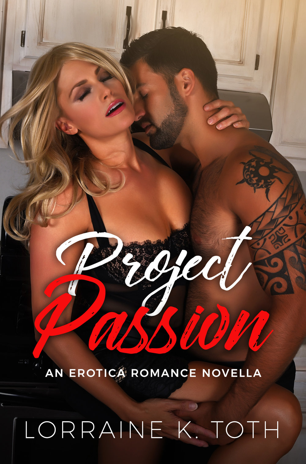 Project Passion  - Things heat up in the kitchen and Sadie and Ben go from friends to lovers in this steamy erotic novella. A perfect quick read for those cold nights when you need to heat things up. Will the two lovers be each other's gifts to unwrap for the holidays or will Sadie lose her best friend and her best lover? The first book of a series involving Sadie and her sexual escapades.