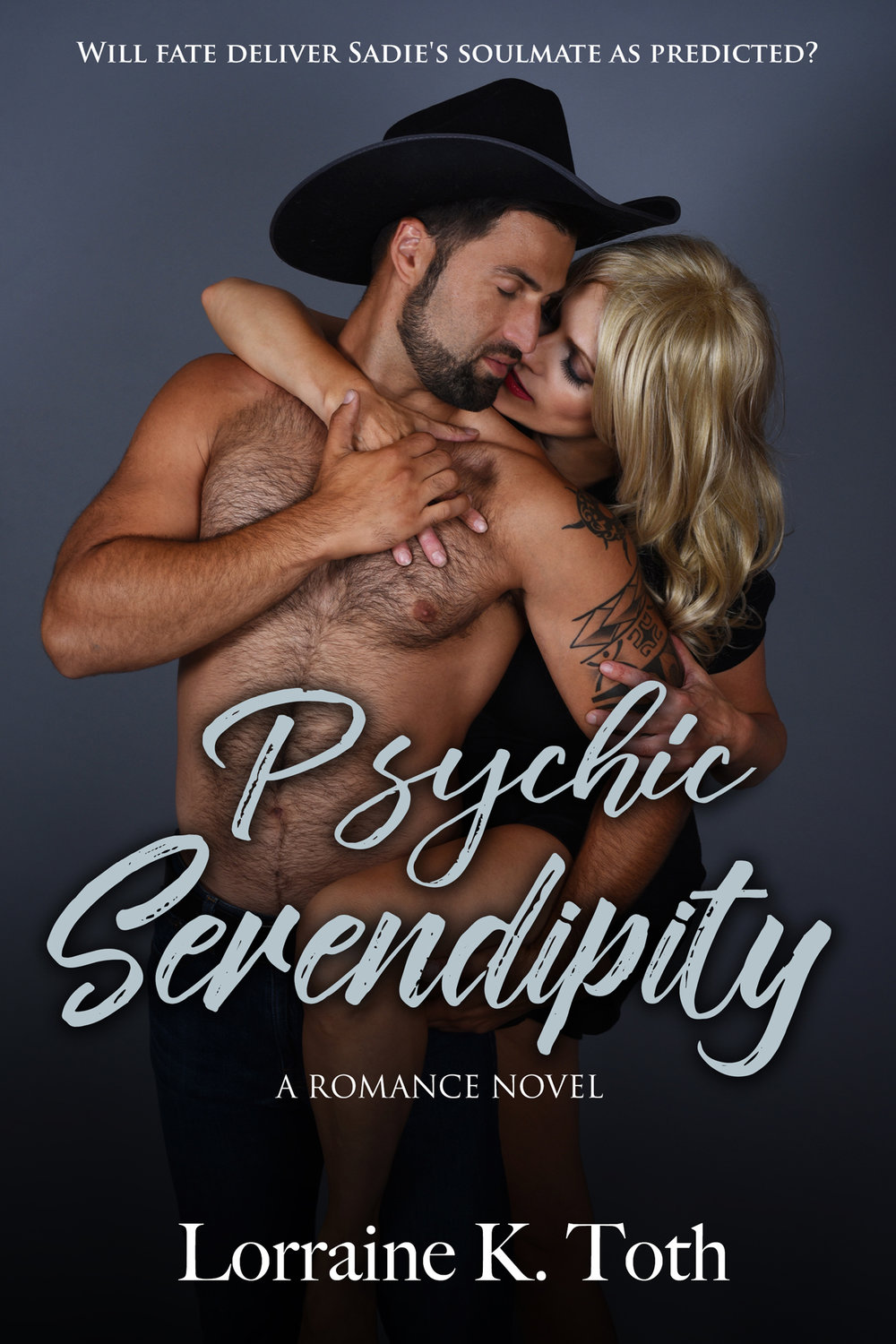 "Psychic Serendipity - The Universe may be sending us clues to the greatest mystery of all: who is my soul mate, and where do I find them? Might we have only to listen? Or, more precisely, find someone to teach us how to listen? Follow Callie, empire-builder and single mom extraordinaire, weighed down by a man who ""just can't commit,"" on her journey to discover what the Universe has in store for her…"