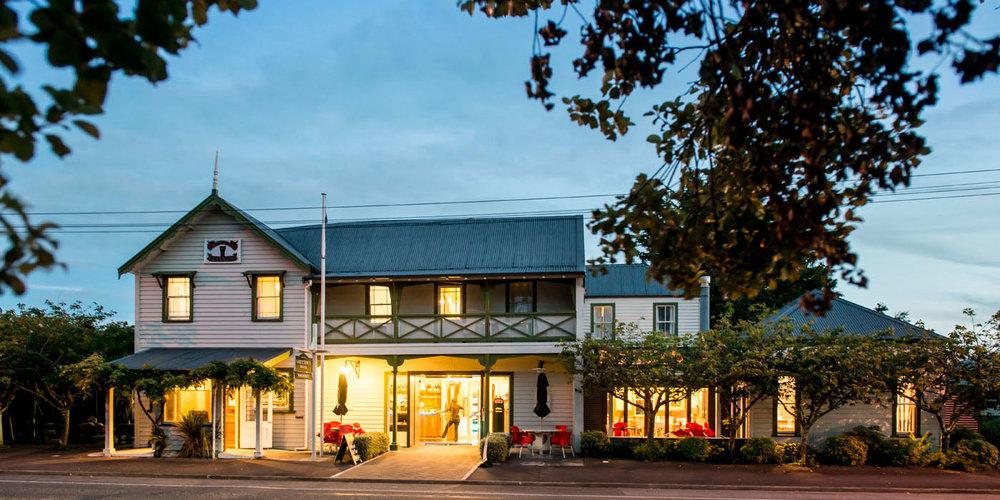 The Greytown Hotel