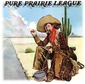 Pure Prairie League logo
