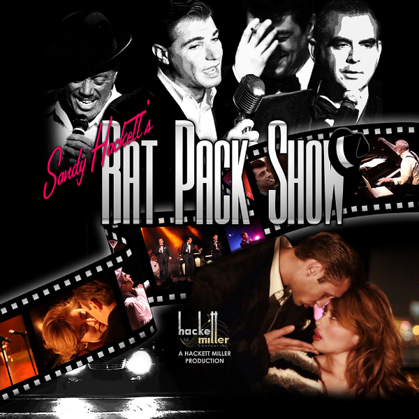 Sandy Hackett's Rat Pack Show...coming soon to Coral Springs Center for the Performing Arts!