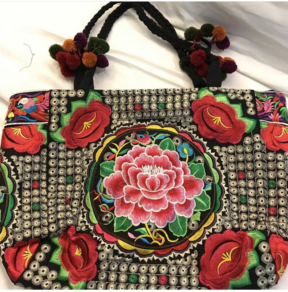 THAILAND AND BALI HANDBAGS