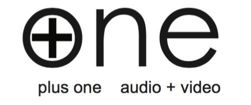 Plus One Audio Logo.png