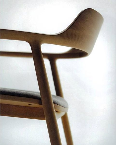 More than just curves and lines // The Hiroshima Chair, by Naoto Fukasawa #furniture #design #art #chair #davidkind