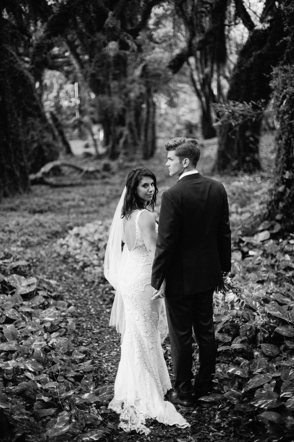 Honolua Bay Wedding Maui
