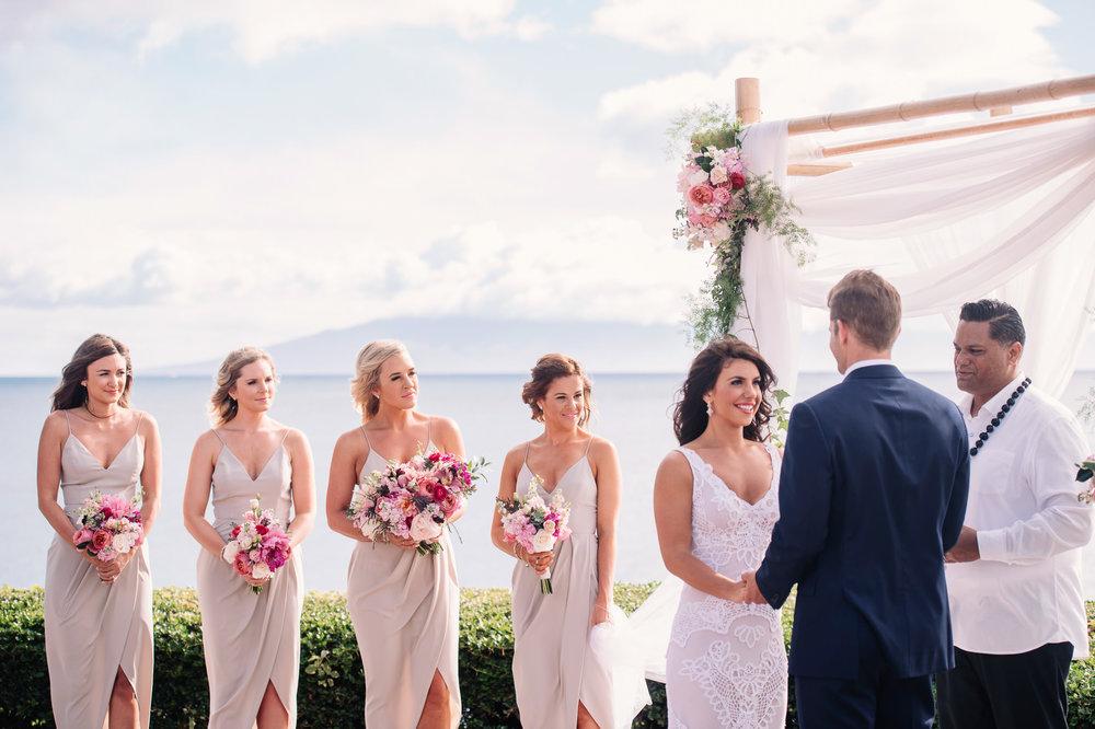 Merrimans Maui Wedding