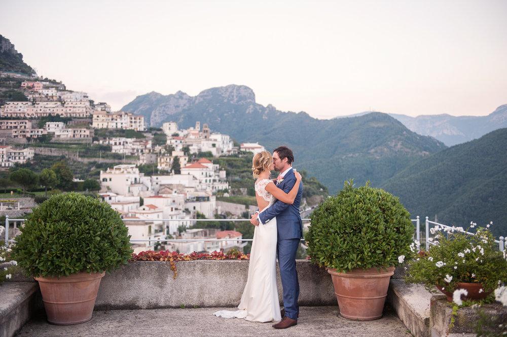 Alex & Ben - Amalfi Coast, Italy