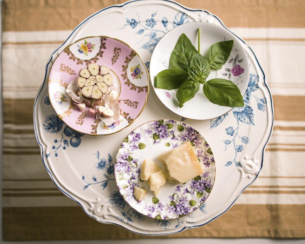 Basil & Parmesan