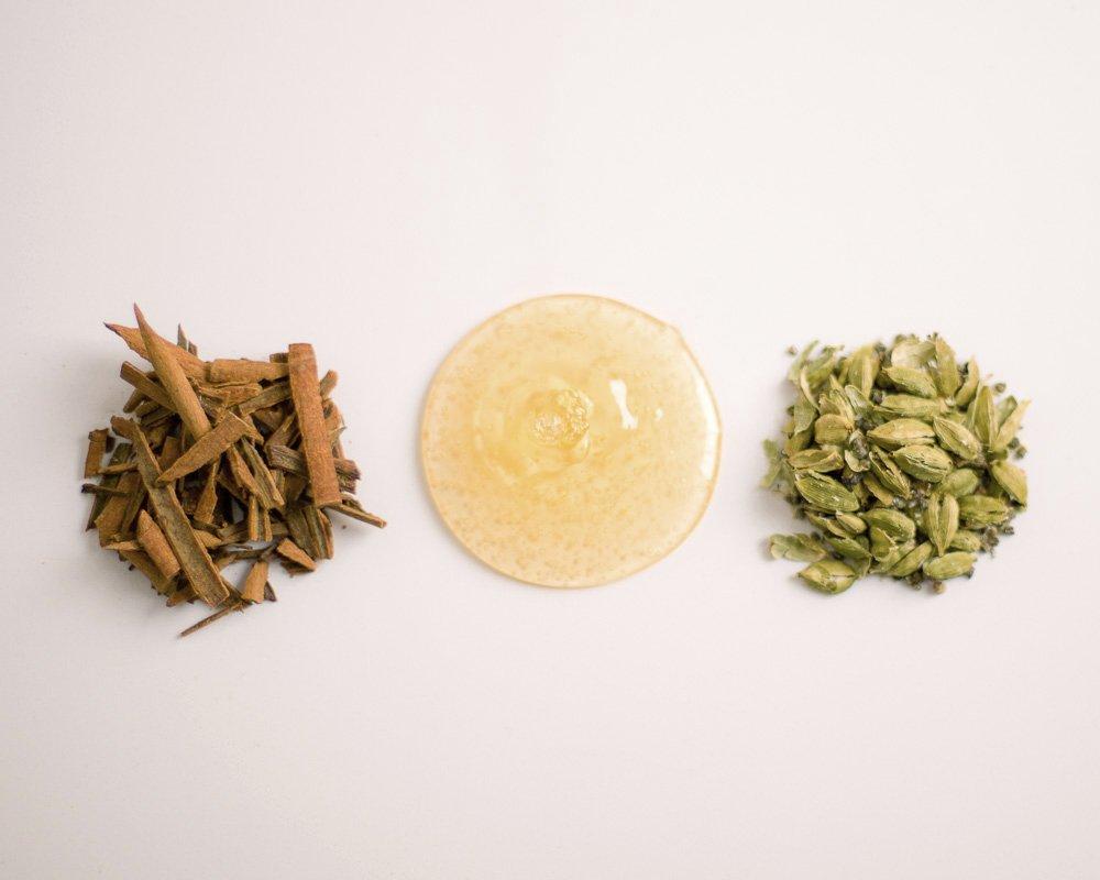 Cinnamon, Cardamom & Honey
