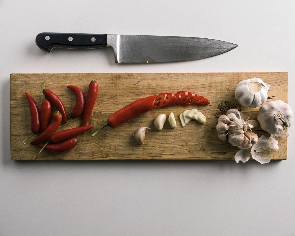 Chili & Garlic