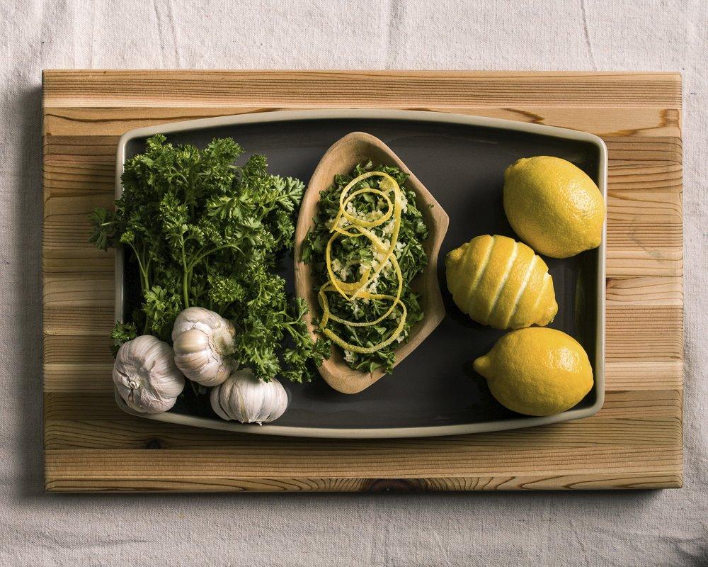 Parsley, Lemon & Garlic