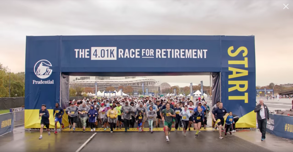 Prudential: The 4.01K Race for Retirement