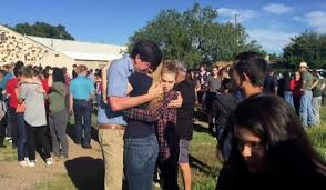 2 - Read about the most recent shooting in Texas and why this rally matters