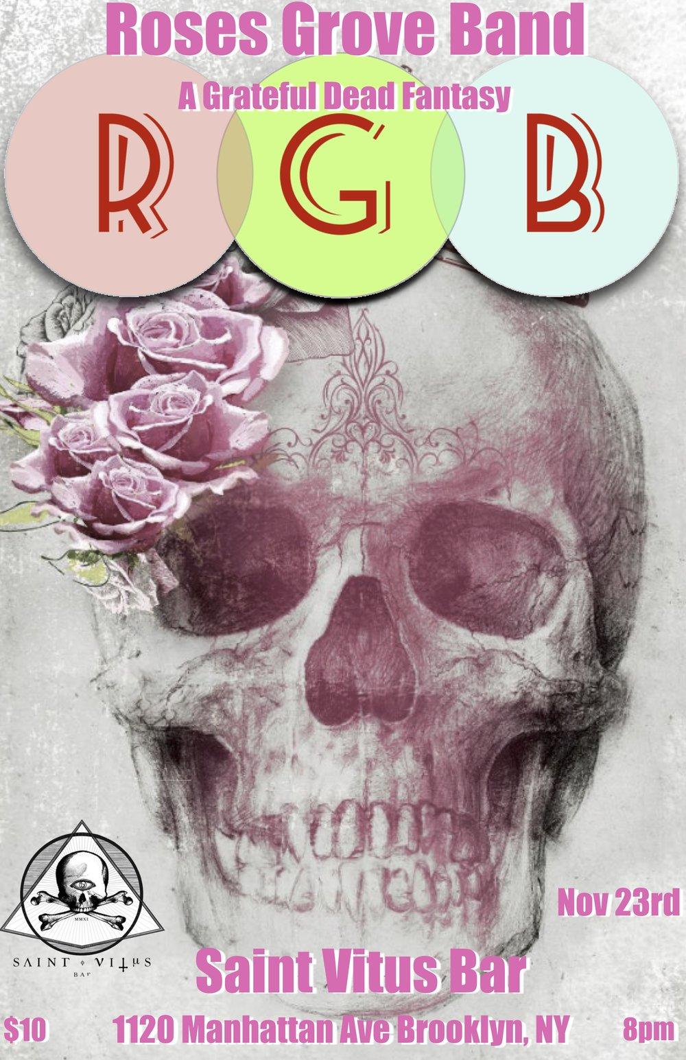 Roses Grove Poster - Saint Vitus .jpg