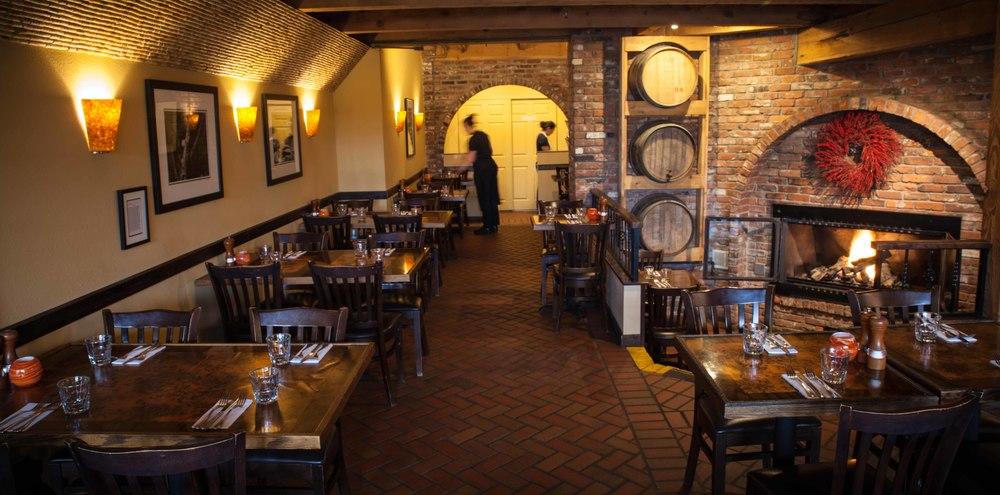 The Restaurant Sogno Di Vino