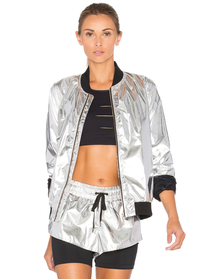 Lovers & Friends love of the chase bomber $159
