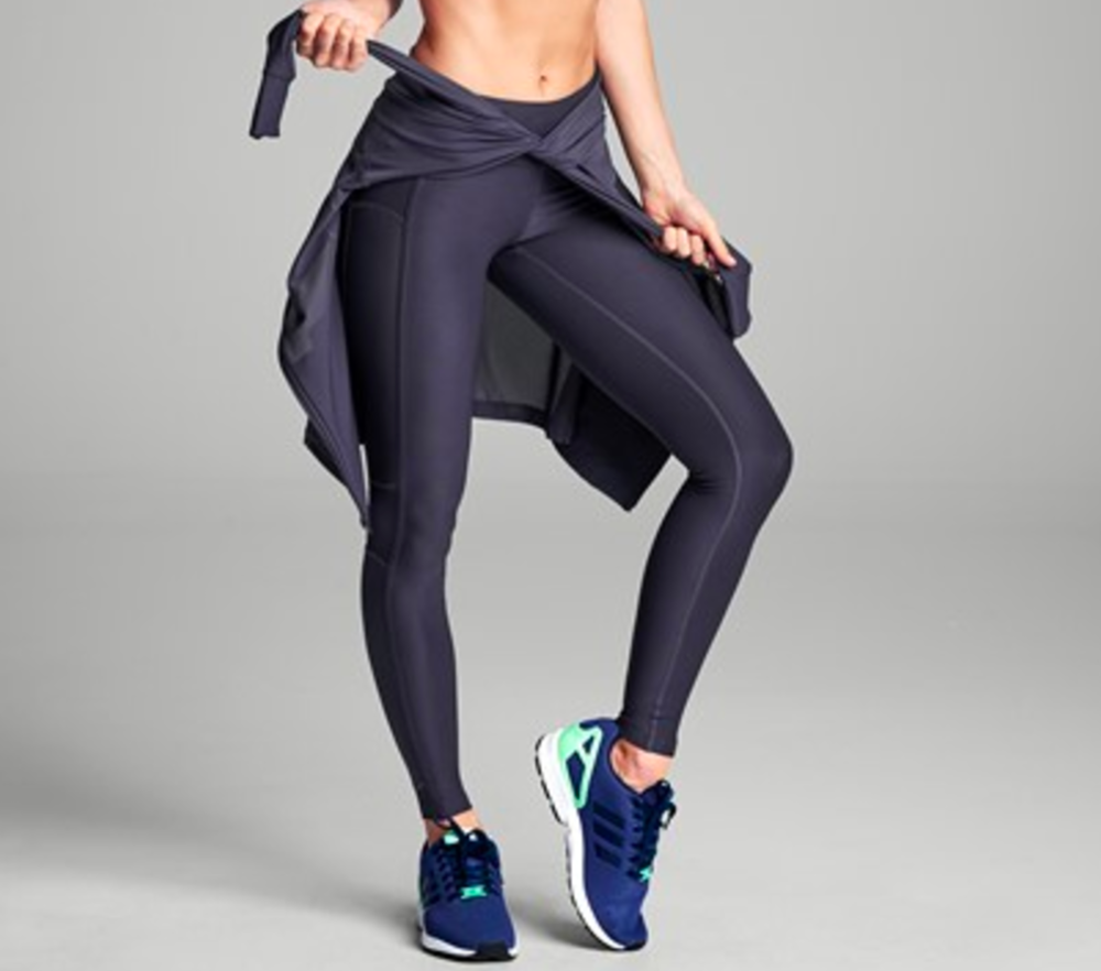 Running Bare in the zone full leg tight $99.99