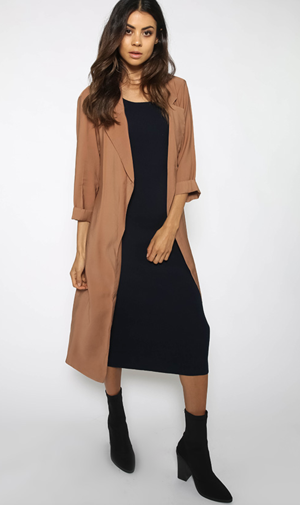 Lule & Rose oaktree lightweight duster