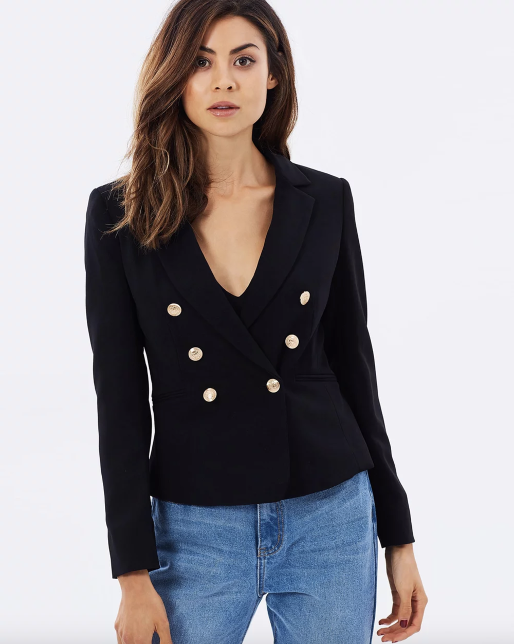Miss Selfridge military jacket