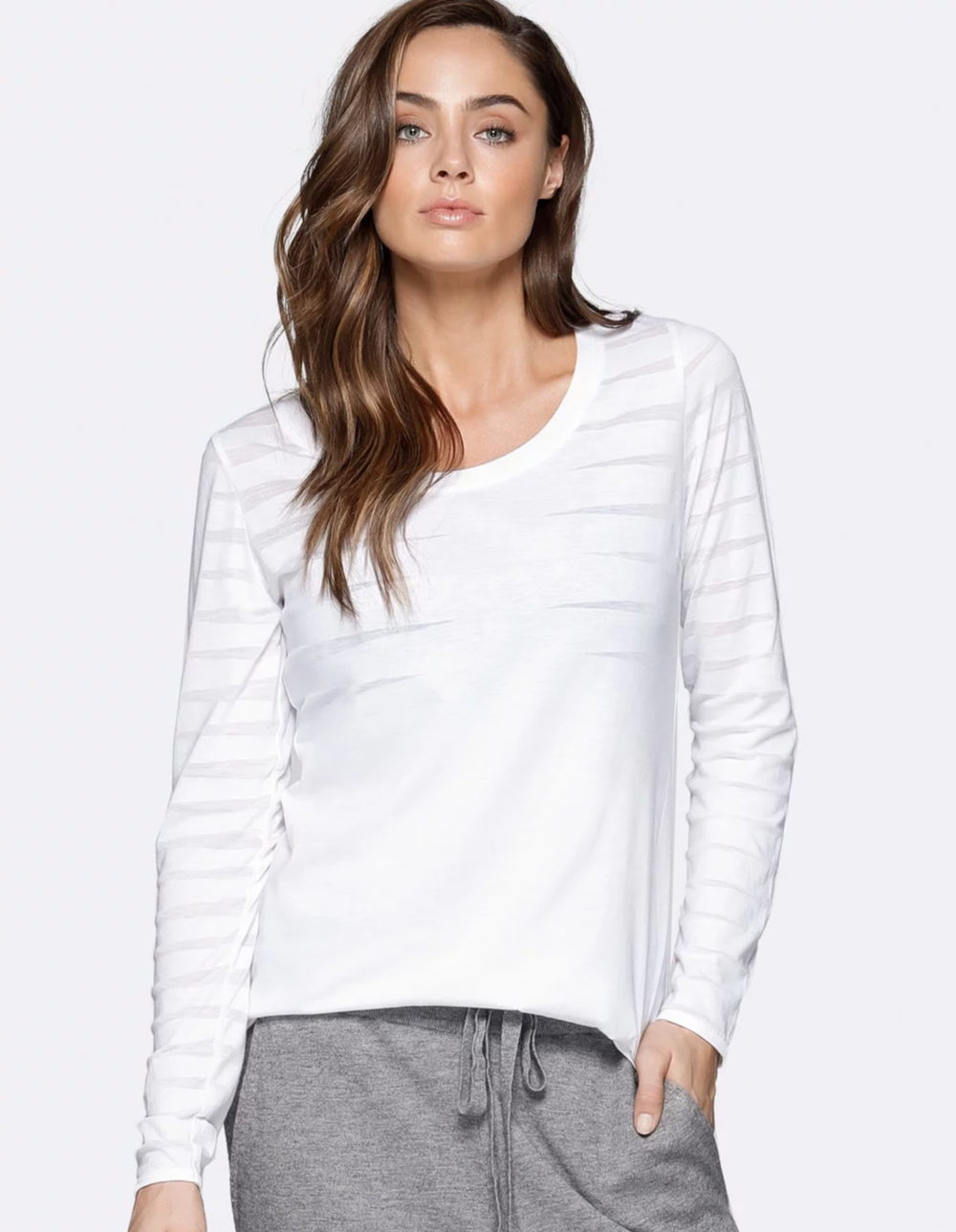 Lorna Jane Harlow long sleeve top $69.99