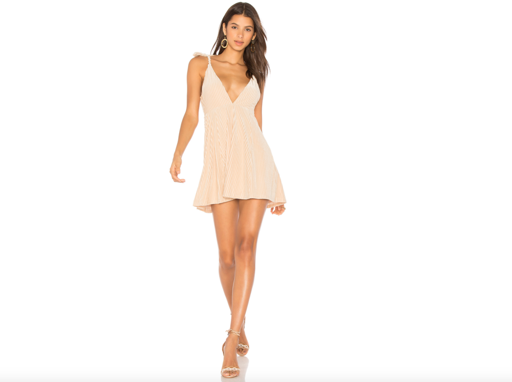 Privacy Please X Revolve iris dress