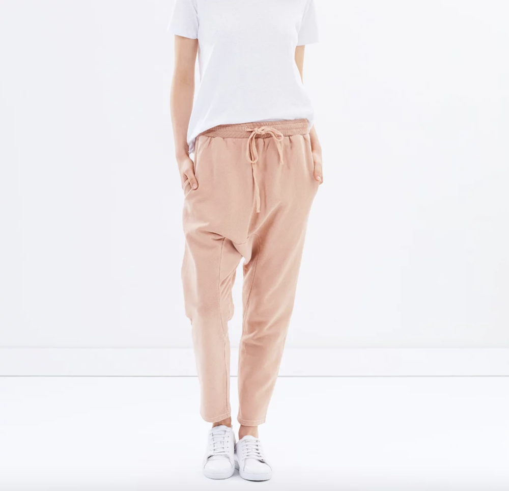 Camilla & Marc chianti drop crotch pants
