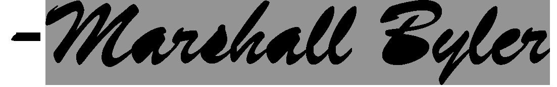 Byler Media Signature