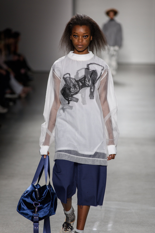 Runway - 2016 Pratt Institute Fashion Show