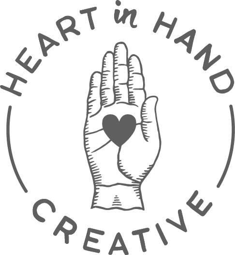 Heart In Hand Creative