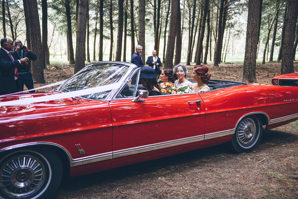 kuitpo-forrest-adelaide-red-car-wedding-dress-photography.jpg