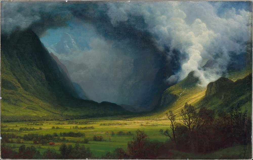 Storm in the Mountains, 1870 - Albert Bierstadt.jpg